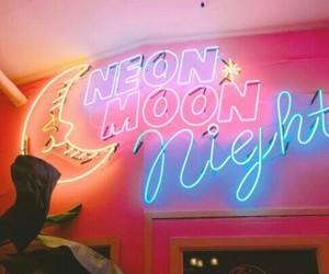 neon, aesthetic, and alternative image