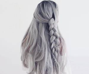 style, hair, and beauty image