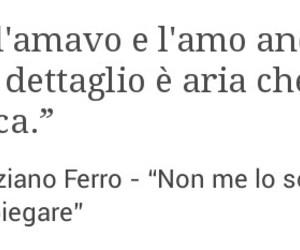 amore, tiziano ferro, and manca image