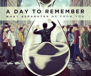 band, cd, and a day to remember image