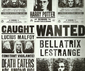 harry potter, wanted, and hp image