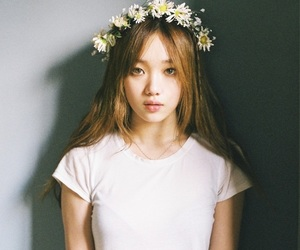 korean, lee sung kyung, and model image