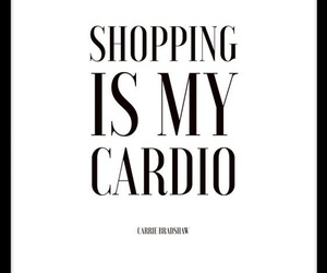 cardio, carrie, and fashion image