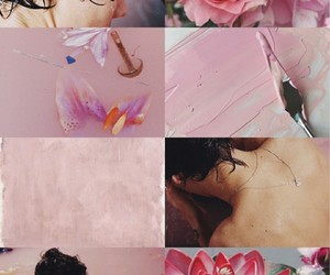 pink, Harry Styles, and one direction image