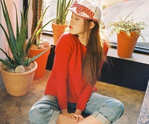 lee sung kyung and aesthetic image