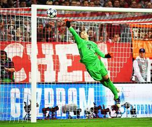 fc bayern munich, manuel neuer, and best goalkeeper image