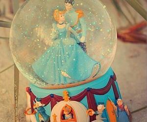 cinderella, princess, and love image