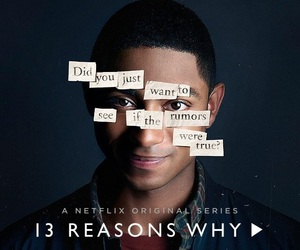 13 reasons why, netflix, and marcus image