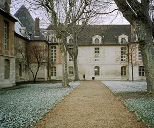 paris, hopital saint louis, and house image