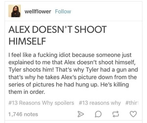 alex, tyler, and 13 reasons why image