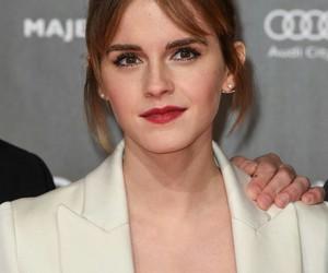 actress, dress, and emma watson image