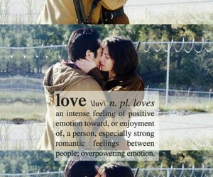 couple, wallpaper, and the walking dead image