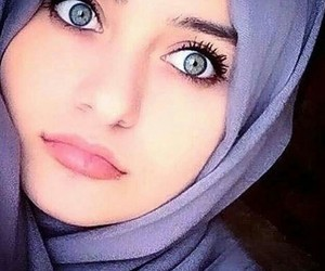 arabic, clothes, and eyes image