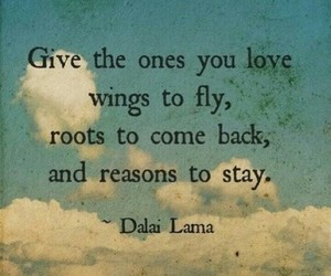 stay, wings, and love image