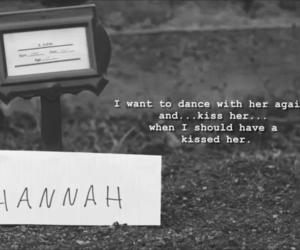 thirteen reasons why, 13 reasons why, and hannah baker image