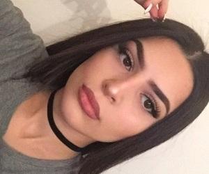 arab, arabic, and eyebrows image