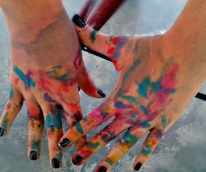 color, colores, and colorful image