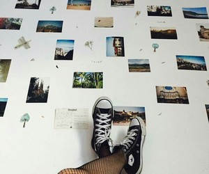converse, pics, and shoes image