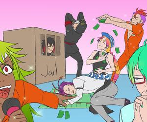 anime, boys, and nico image