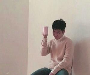 beige, exo, and kpop image