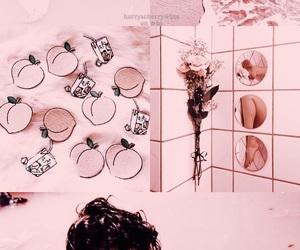 aesthetic, pink, and lockscreen image