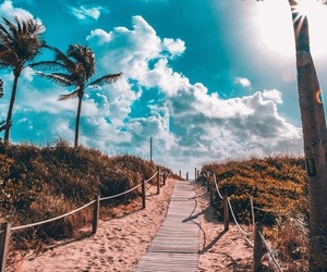 beach, tumblr, and places image