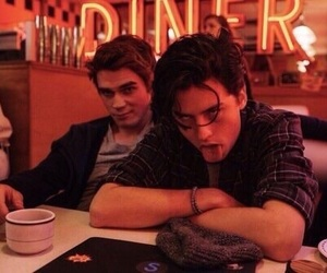 cole sprouse, archie andrews, and jughead jones image