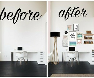 after, before, and chic image