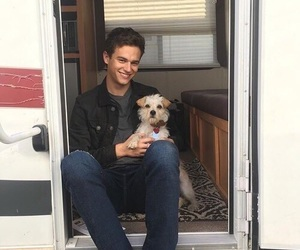 13 reasons why, brandon flynn, and justin foley image