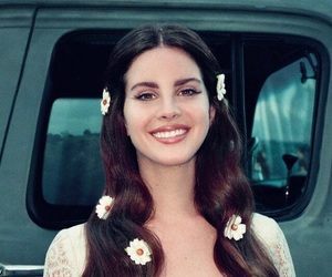 lana del rey, lust for life, and smile image