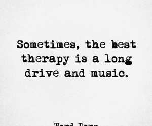 drive, music, and true image