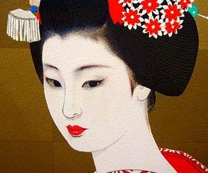 art, japanese art, and tatsumi shimura image