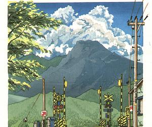 art, japanese art, and morozumi osamu image