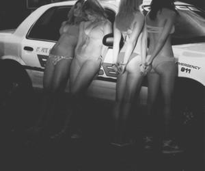 girl, police, and selena gomez image