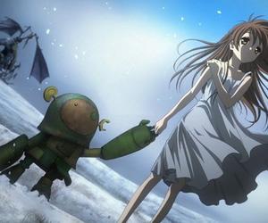 anime, clannad, and ushio image