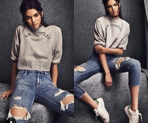 chic, kendall jenner, and fashion image