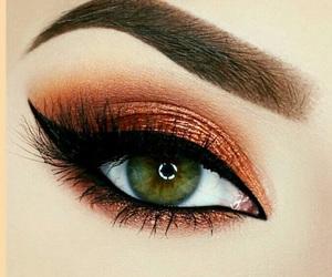 colori, eyebrows, and occhi image