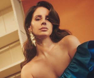 artist, lana del rey, and music image