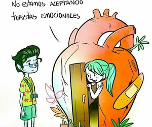 amor, enamorarse, and pareja image