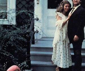 carrie fisher, John Belushi, and the blues brothers image