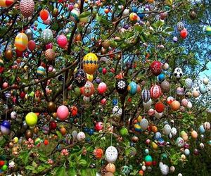 craft, creative, and easter image