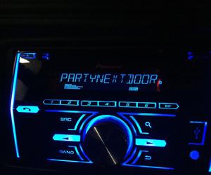 partynextdoor, music, and radio image