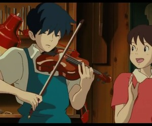 anime, whisper of the heart, and studio+ghibli image
