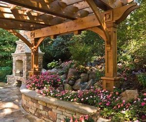 design, outdoor living, and backyard ideas image