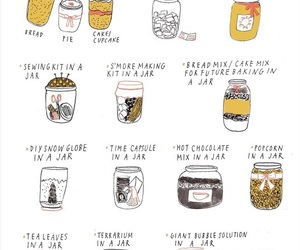jar, christmas, and diy image