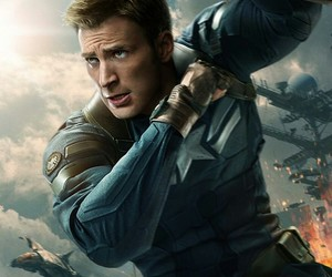 captain america, chris evans, and the winter soldier image