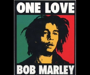 bob marley and one love image