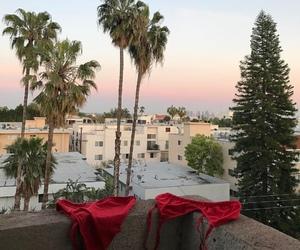 fashion, photography, and sunset image