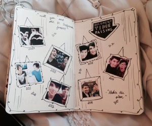 draw, tumblr, and wreckthisjournal image