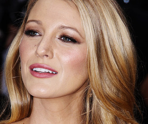 blake lively, blonde, and pretty image